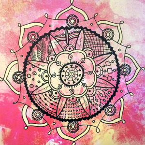 Sacred Intention Mandala
