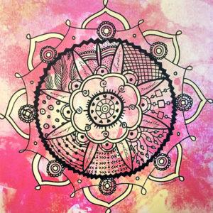 Sacred Intention Mandala