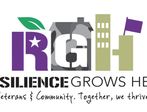 Resilience Grows Here — Logo Design & Branding