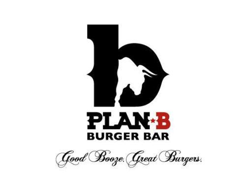 Plan B Burger Bar – Logo & Brand Redesign