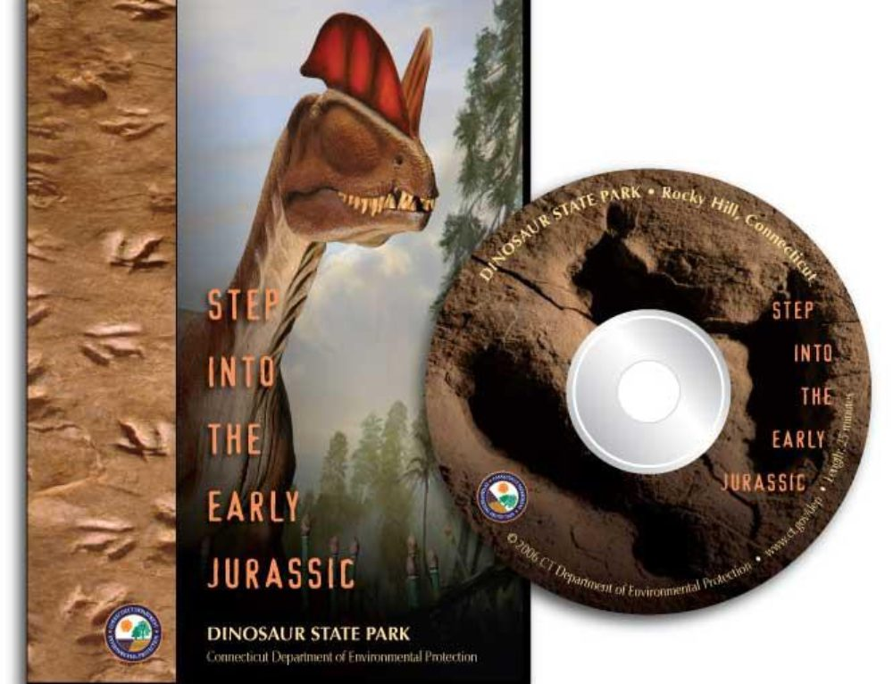 Dinosaur State Park – DVD Packaging