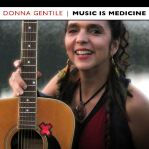 Music is Medicine CD Release Party Sept. 15, 2018